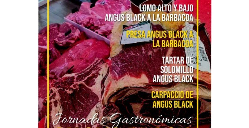 Jornadas gastronómicas Angus Black en La Fábrica de Medina