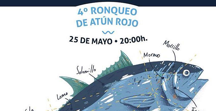 25 de mayo. El Puerto. Ronqueo de Atún Rojo en Aquarela