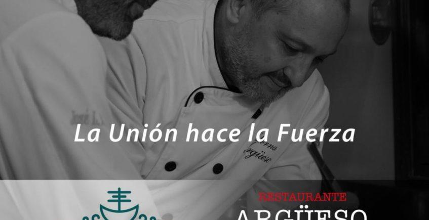 El Espejo y Restaurante Argüeso unen sus cocinas durante el fin de de semana