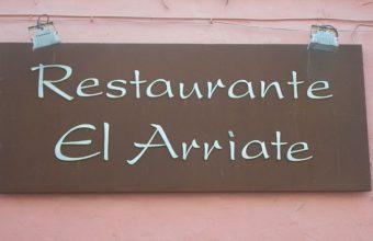 Hasta el 6 de enero. El Puerto. Menús de Navidad en el Restaurante El Arriate