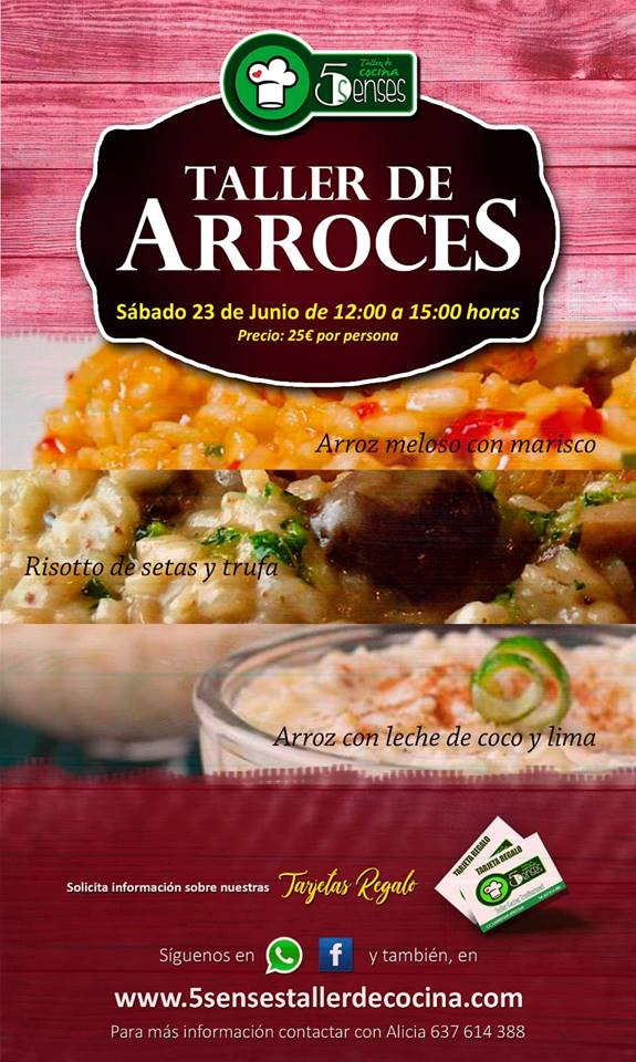 arroces junio