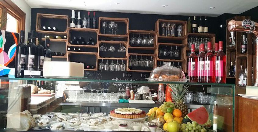 El Auténtico, restaurante italiano