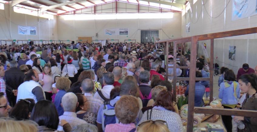 26 y 28 de abril. Villamartín. Demostración de cocina de lujo en torno al queso de cabra de raza payoya en Quesierra y Exposierra