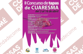 3 al 16 de abril. Algeciras. II Concurso de tapas de cuaresma