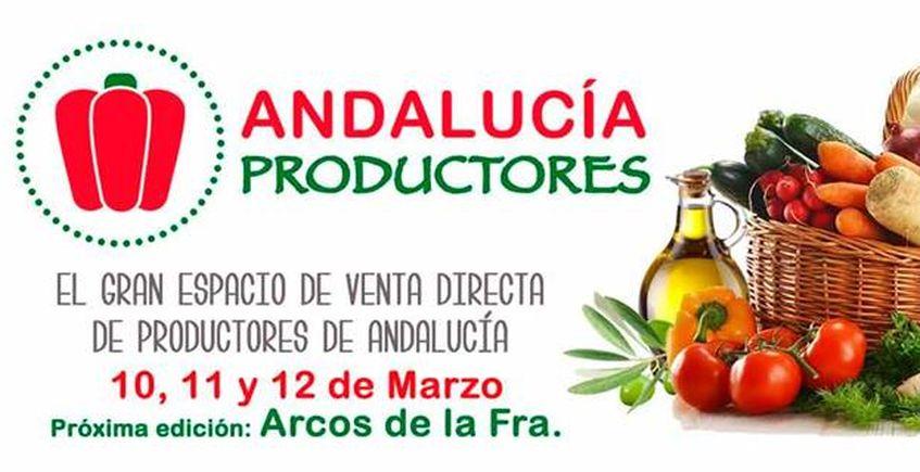 Cerca de cuarenta productores andaluces se darán cita en Arcos