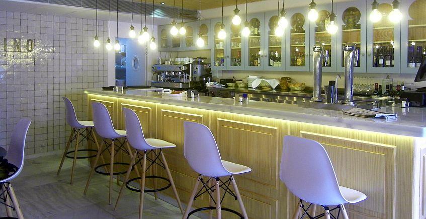 Casino bar y restaurante