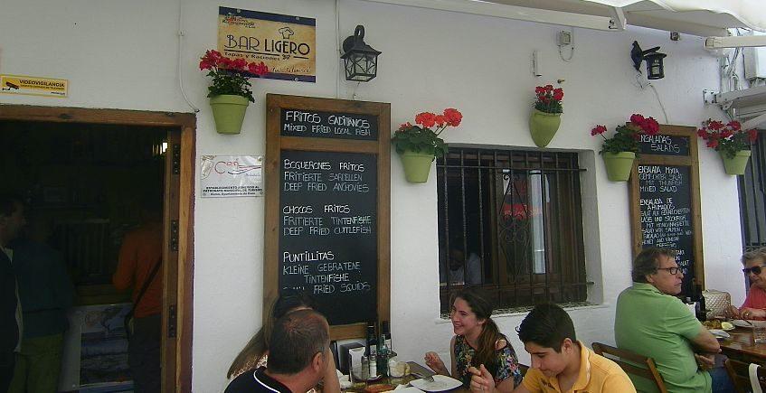 Bar Ligero