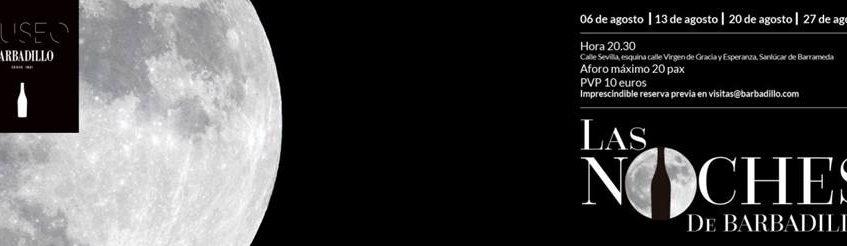 Visitas nocturnas al Museo de la Manzanilla