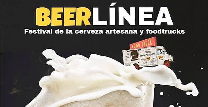 22, 23 y 24 de junio. La Línea. BeerLínea, festival de la cerveza artesana y gastronetas