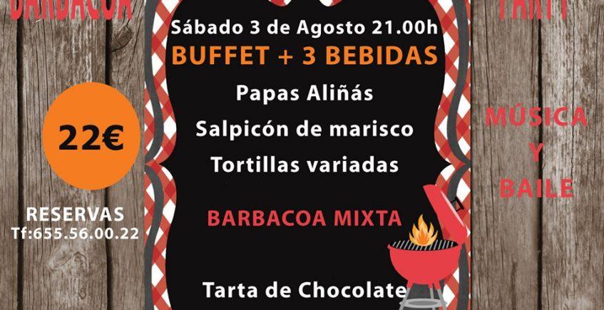 Fiesta barbacoa en El Berrueco Gastro