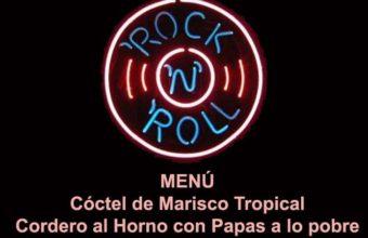 Fiesta de rock & roll en El Berrueco Gastro de Medina