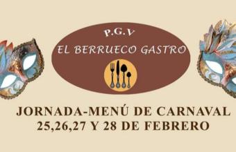 25 al 28 de febrero. Medina Sidonia. Menú de Carnaval
