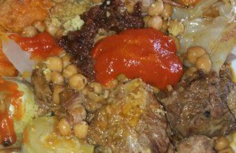 Almuerzo sefardí en El Berrueco Gastro
