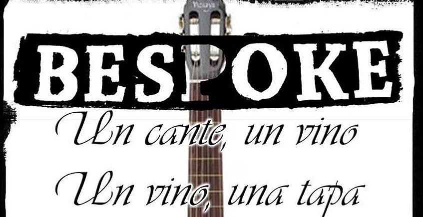 Jueves de julio, agosto y septiembre. El Puerto. 'Un cante un vino, un vino una tapa', en Bespoke