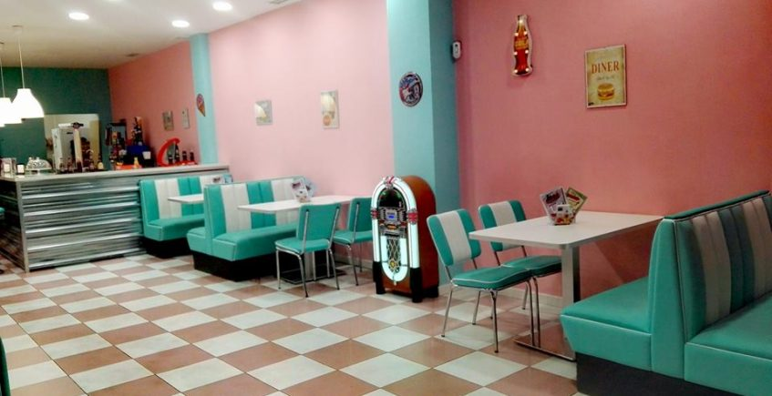 La egg burguer de Big City Diner