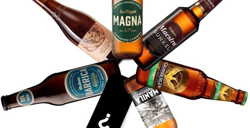 Cata de cerveza en la Taberna La Morena de Tarifa