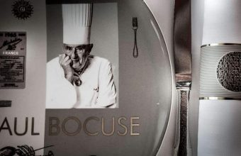 26 de julio. San Roque. Cena del chef Christophe Muller del restaurante Paul Bocuse
