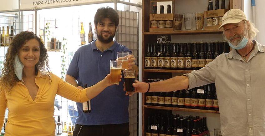 Un templo cervecero en la ciudad del vino