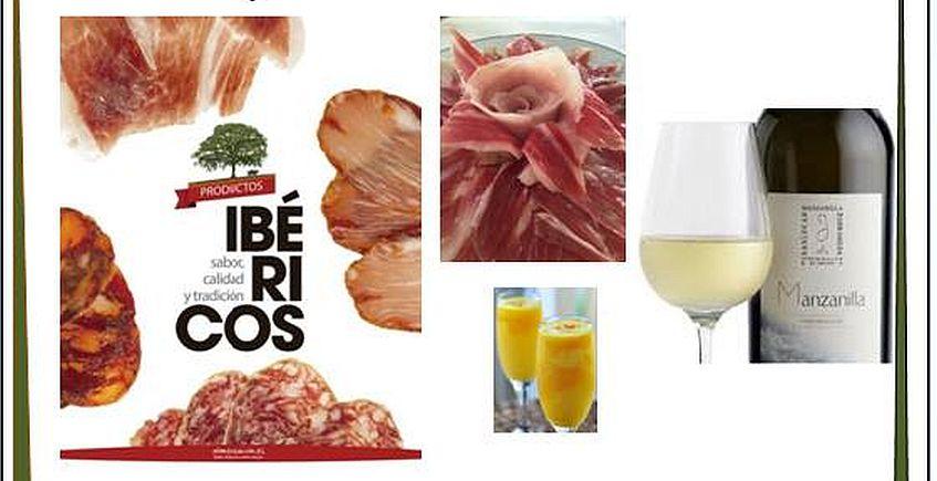 27 de julio. Sanlúcar. Cata de ibéricos, cream y manzanilla de Sanlúcar