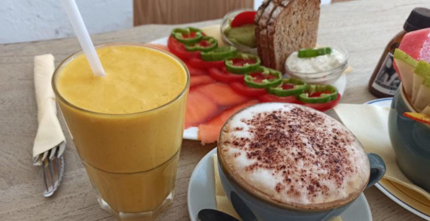 El Brunch de El Café Azul