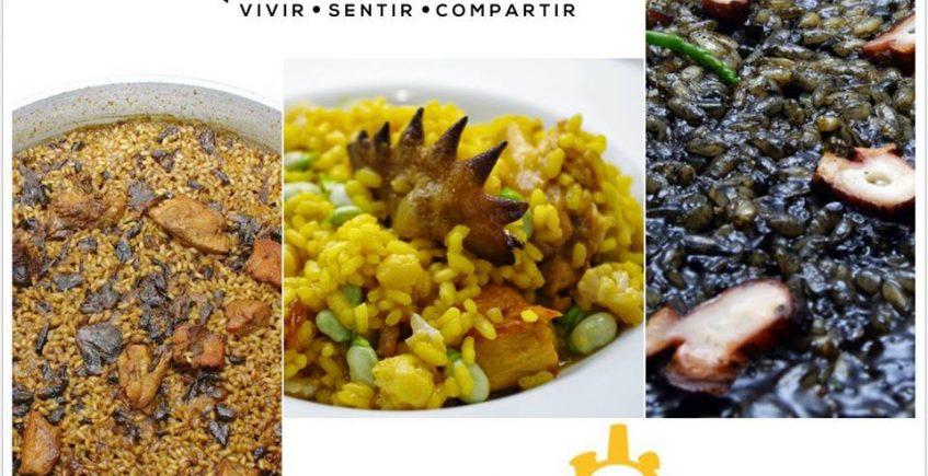 25 de noviembre. Rota. Curso de arroces con degustación del chef valenciano Ximo Carrión