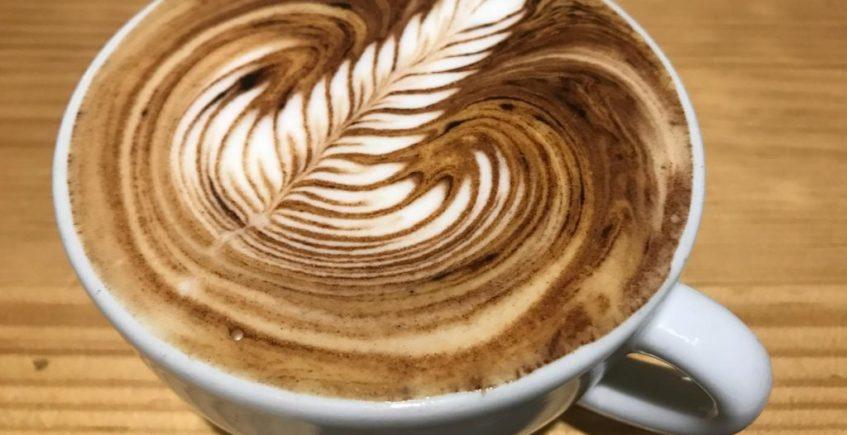 El chocolate mexicano de la cafetería Bongout