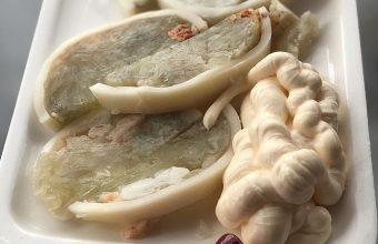 Calamar relleno de Barbiana de Sanlúcar