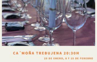 Catas de vinos a ciegas en Ca'Moña de Trebujena
