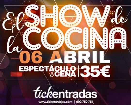Del 6 de abril. Jerez. El 'show de la cocina' en Canela & Clavo