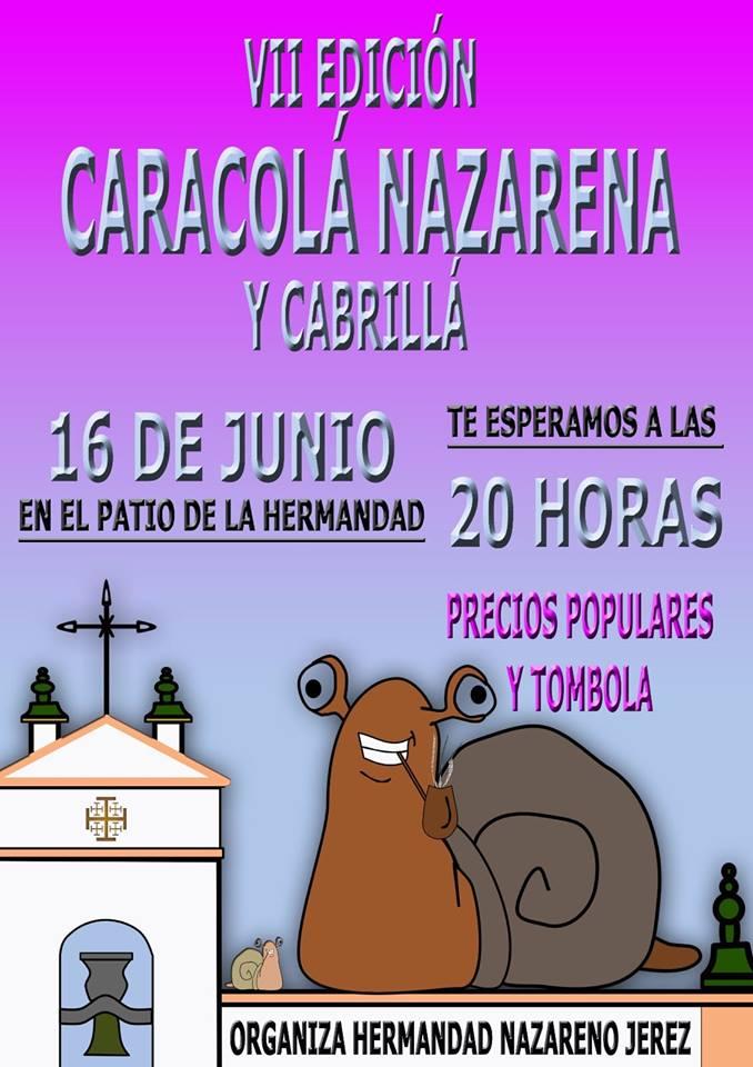 caracola nazarena