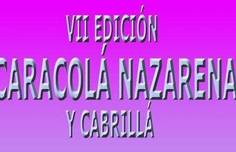16 de junio. Jerez. VII Caracolá Nazarena y Cabrillá