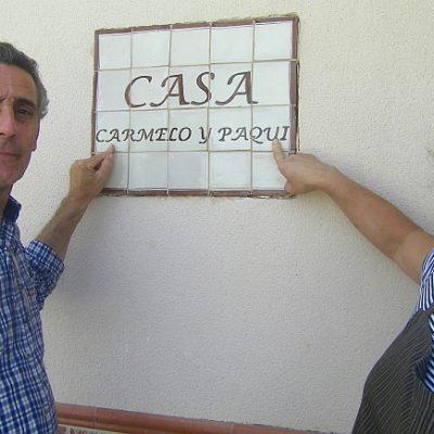 Casa Carmelo y Paqui