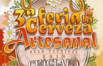 Del 10 al 12 de mayo. Chiclana. Feria de la cerveza