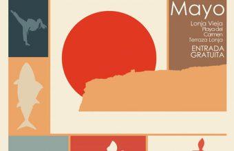 Japón-Barbate, atún, flamenco y Karate. Barbate. Del 15 al 18 de mayo.