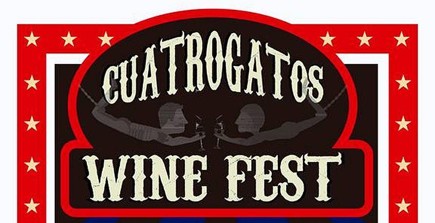 24 de febrero. El Puerto. Cuatrogatos Wine Fest en el Hotel Duques de Medinaceli