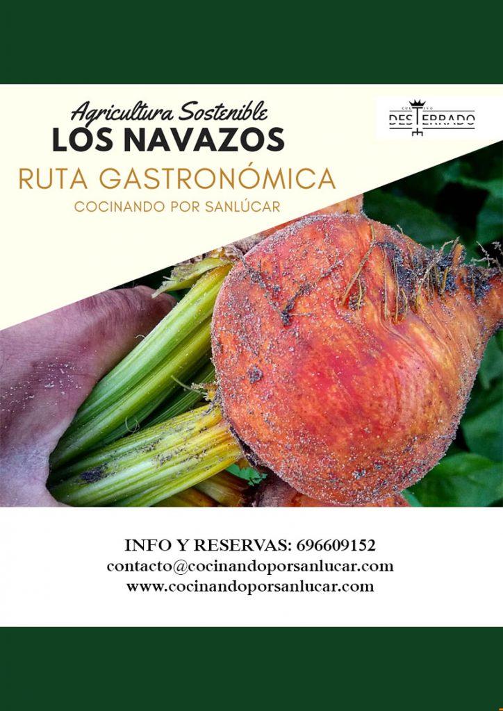 cartel a4 agricultura sostenible