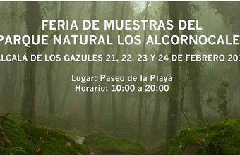 Del 21 al 24 de febrero. Alcalá de los Gazules. Feria de muestras del Parque Natural Los Alcornocales