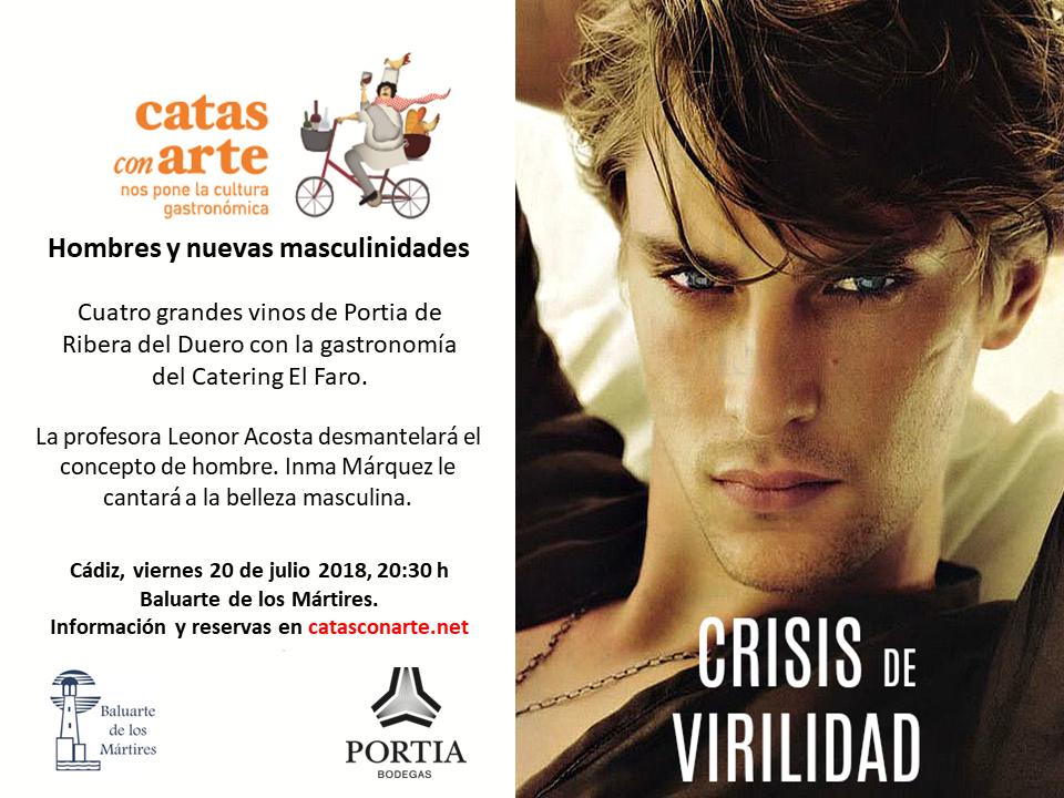 cartel crisis virilidad