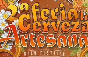 Del 11 al 13 de mayo. Chiclana. Segunda Feria de la cerveza artesanal