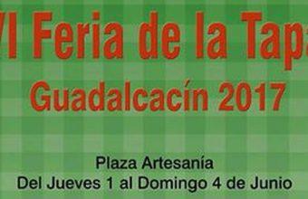 1 al 4 de junio. Guadalcacín. VI Feria de la tapa