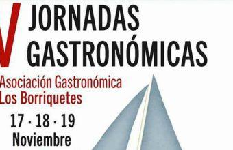 15 al 19 de noviembre. Conil. V Jornadas Gastronómicas de Los Borriquetes