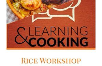 27 y 28 de abril. Rota. Taller de arroces en Learning & Cooking con Ximo Carrión