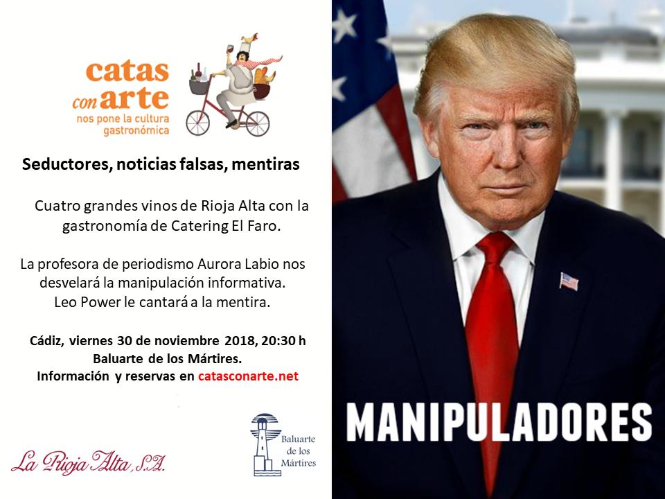cartel manipuladores