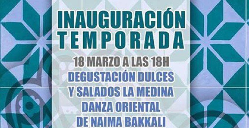 18 de marzo. Chiclana. Degustación y danza oriental
