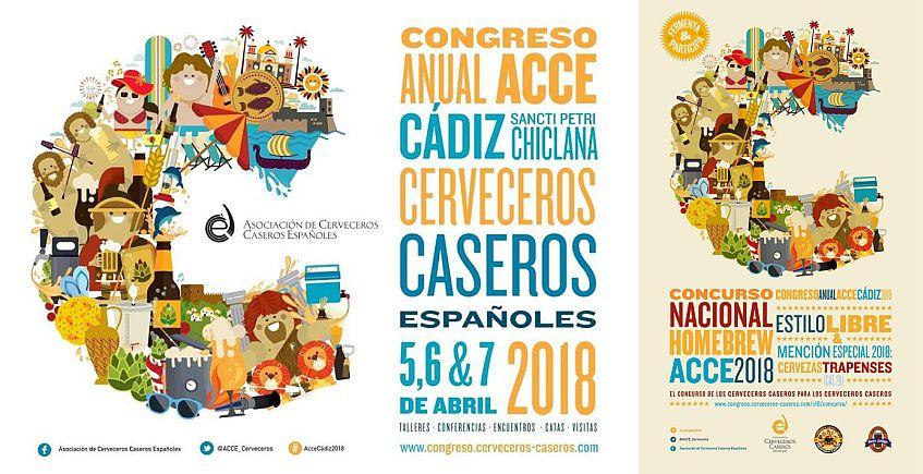 5 a 7 de abril. Chiclana. Congreso Anual de los Cerveceros Caseros