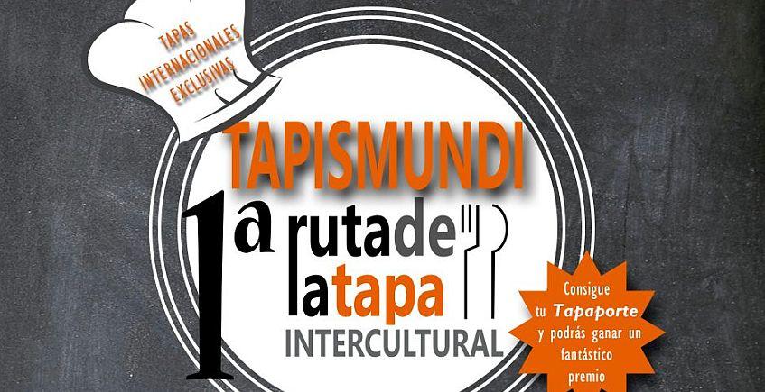 Del 17 al 24 de noviembre. Algeciras. Tapismundi, Ruta de la Tapa Intercultural