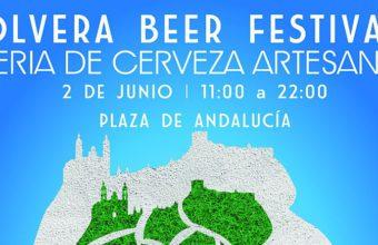 2 de junio. Olvera. Feria de Cerveza Artesana