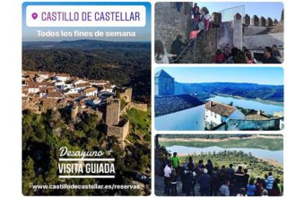 20 de enero a 16 de septiembre. Castellar. Visita al castillo con desayuno