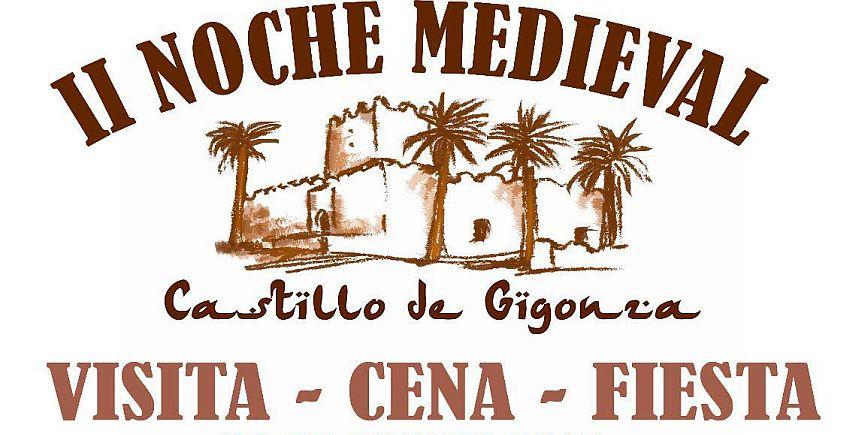 26 de agosto. San José del Valle. II Noche medieval en el castillo de Gigonza