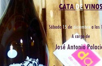 15 de diciembre. Sanlúcar. Cata maridada con vinos de José Antonio Palacios